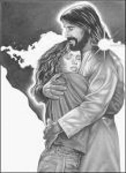 jesus-hugging